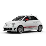 Cerchi e Gomme Fiat 500 Abarth