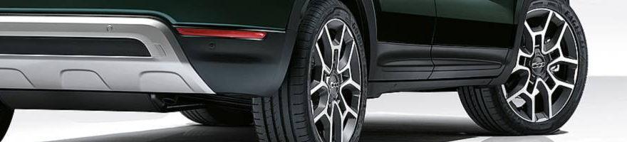 Ruote Complete Cerchi e Gomme Fiat 500X