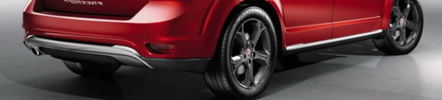 Ruote Complete Cerchi e Gomme Fiat Freemont