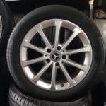 Cerchi Mercedes Benz Classe A 17 Originali e Pneumatici Michelin Primacy3 MO 205 55
