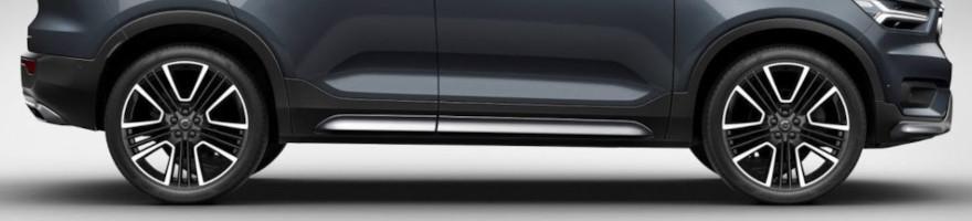 Cerchi e Gomme Kit Volvo XC40