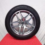 Cerchi Mercedes GLC Doppia Misura 19 AMG Originali e Pneumatici Pirelli Scorpion Verde