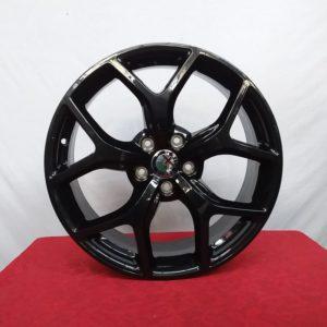 Cerchi Giulia Doppia Misura 8-9 da 19 Alfa Romeo Design Antracite Scuro