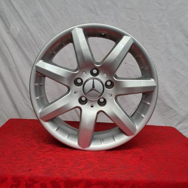 Cerchi Mercedes Classe C 16 F144 Silver