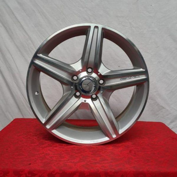 Cerchi Mercedes Classe C 17 F509 523 Silver