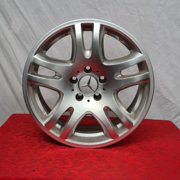 Cerchi Mercedes Classe E 17 F283 Hyper Silver