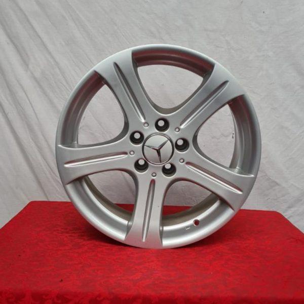 Cerchi Mercedes Classe E 17 F244 Silver