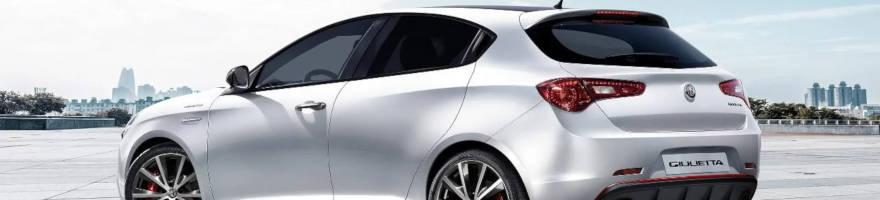 Cerchi e Gomme Kit Alfa Romeo Giulietta