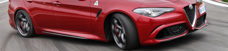 Cerchi in Lega Alfa Romeo Giulia