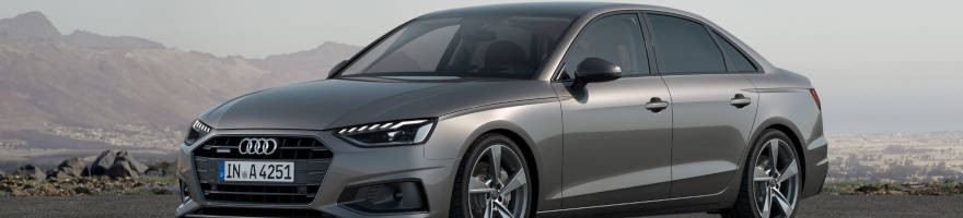 Cerchi in lega Audi A4