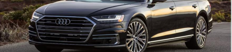 Cerchi in lega Audi A8