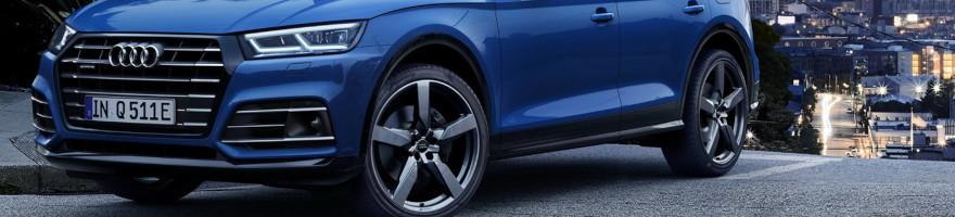 Cerchi in lega Audi Q5