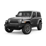 Cerchi e Gomme Jeep Wrangler