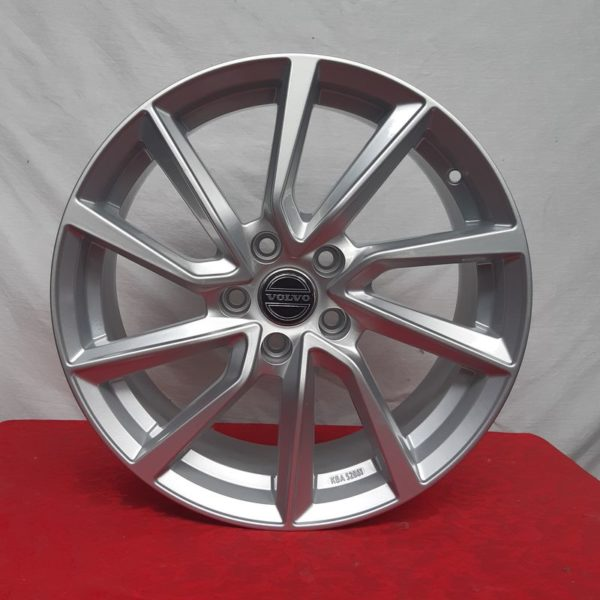 Cerchi Volvo V60 17 AC-518 Hyper Silver