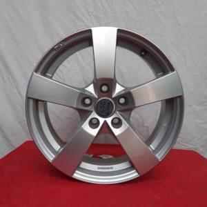 Cerchi Peugeot 308 16 Niu S Silver
