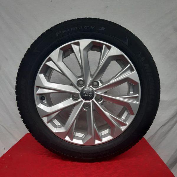 Cerchi Audi A4 17 Originali e Pneumatici Michelin Primacy3 AO 225 50