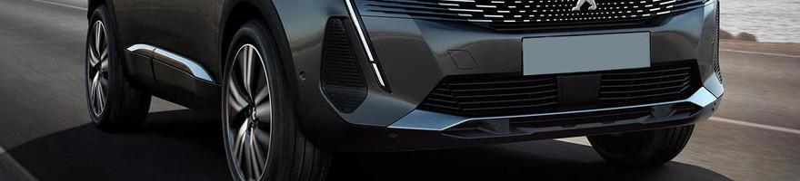 Cerchi Gomme Kit Peugeot 3008