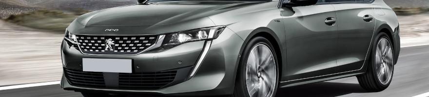 Cerchi in lega Peugeot 508