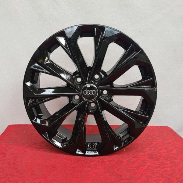 Cerchi Audi A4 17 Originali Nero Lucido