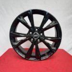 Cerchi Audi Q3 18 Originali Nero Lucido