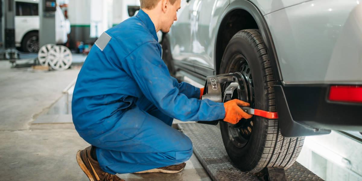 Convergenza ruote dell'auto, prezzo e fai da te