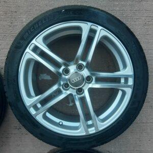 Cerchi Audi A4 18 Made in Italy e Pneumatici Michelin Pilot Sport 4 245 40