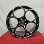 Cerchi in lega Alfa Romeo Stelvio 20 Originali Antracite